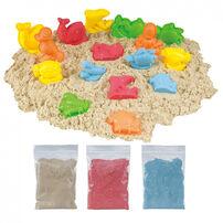Playgo เพลย์โก ชุดของเล่นทรายปั้น ธีมท้องทะเล