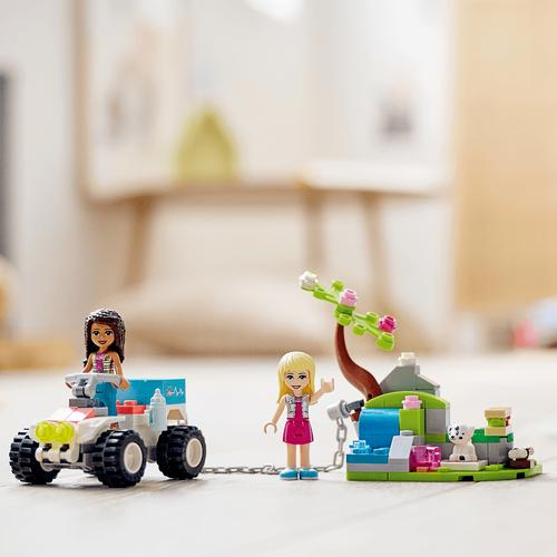 LEGO เลโก้ เวท คลีนิค เรสคิว บั๊กกี้ 41442