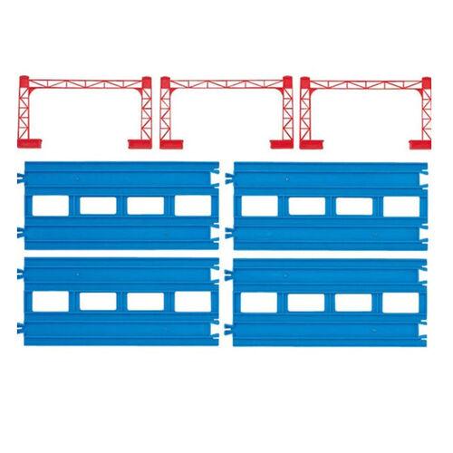 Plarail พลาเรล รางรถไฟตรง แบบคู่ R-04