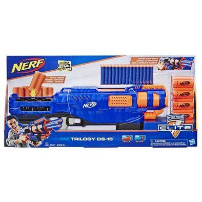 NERF เนิร์ฟ อีลิท บาเรจ ไอเอสโอ ไทรลอจี้ ดีเอส -15