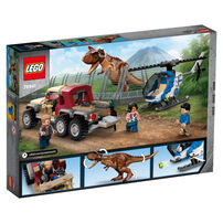 LEGO เลโก้ จูราสสิคเวิร์ด คาร์โนทอรัส ไดโนซอร์ เอสเคป 76941