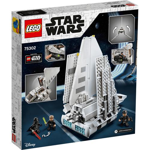 LEGO เลโก้ อิมพีเรียลชัทเทิล 75302