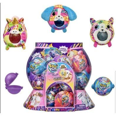Pikmi Pops ของเล่น ของสะสม Neon Wild Single Pack