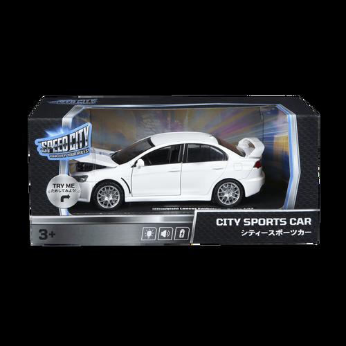 Speed City สปีด ซิตี้ ซิตี้ สตรีท คาร์ มิตซูบิชิ