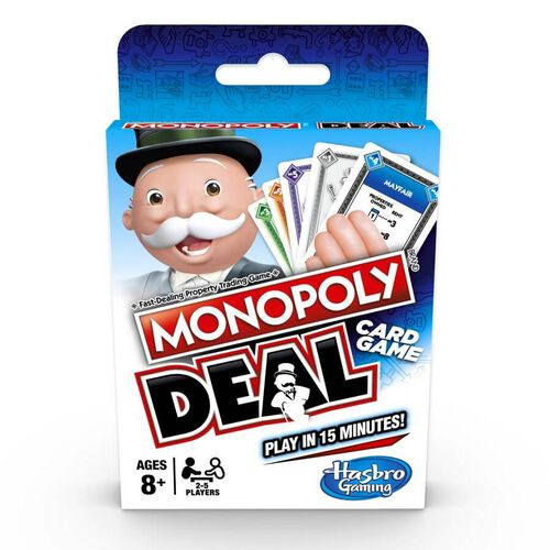 Monopoly โมโนโพลี่ Deal Card Game