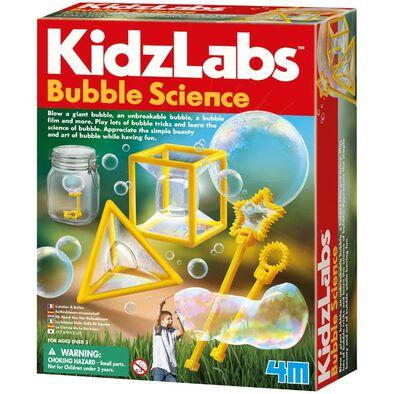 4M ชุดของเล่นวิทยาศาสตร์ Kidz Labs - Bubble Science
