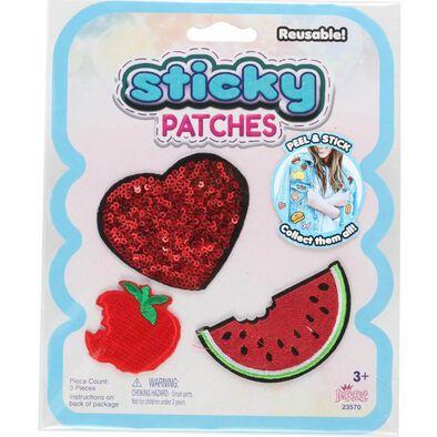 Sticky Patches หัวใจ #113
