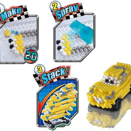 Aquabeads อควาบีท ชุด 3 มิติ Cruz Ramirez จากอนิเมชั่น Cars 3