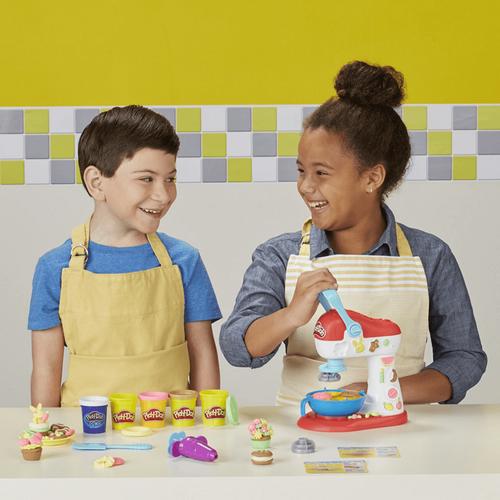 Play-Doh Kitchen Creation เพลย์โดว์ คิทเช่น ครีเอชั่น สปินนิ่ง ทรีต มิกเซอร์