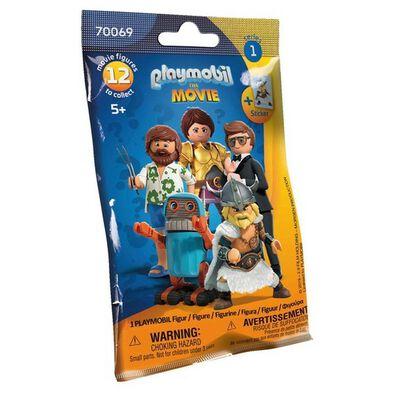 Playmobil เพลย์โมบิล ฟิกเกอร์ซองสุ่ม เพลย์โมบิลเดอะมูฟวี่ ซีรีส์1 คละแบบ