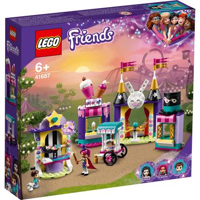 LEGO เลโก้ เฟรนด์ เมจิคัล ฟันแฟร์ สตัล 41687