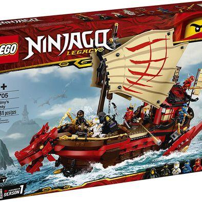 LEGO เลโก้ เลกาซี เดสตินีย์ บาวน์ตี้ 71705