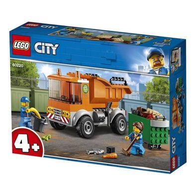 LEGO เลโก้ ซิตี้ รถเก็บขยะ 60220