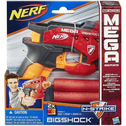 ปืนยิงกระสุนโฟมไซส์ใหญ่Nerf Mega Bigshock
