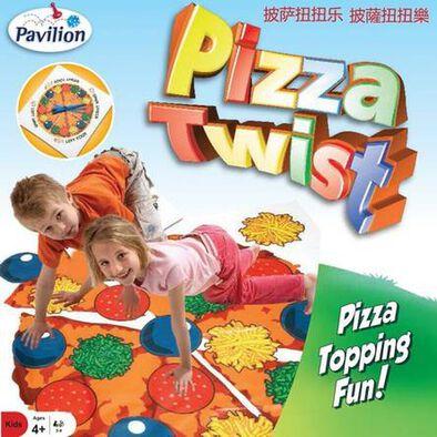 Pavilion พาวิลเลี่ยน Pizza Twist