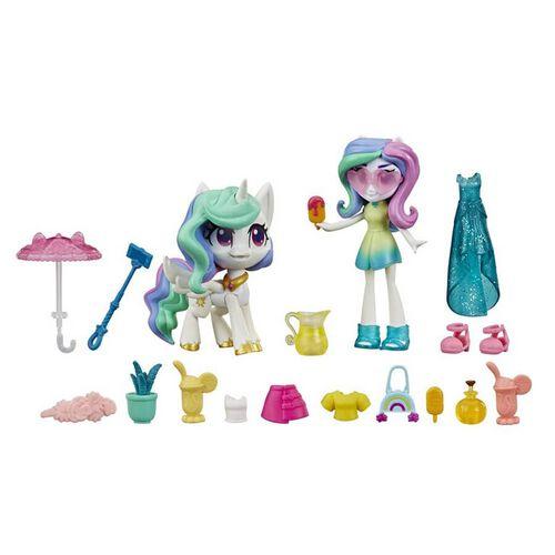 ็Hasbro My Little Pony ตุ๊กตา มายน์ ลิตเติ้ล โพนี่ อีเควสเตรีย คละแบบ