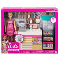 Barbie บาร์บี้ คอฟฟี่ เพลย์เซท