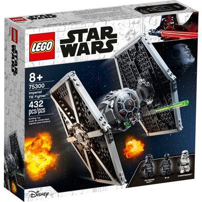 LEGO เลโก้ อิมพีเรียล ไท ไฟท์เตอร์ 75300