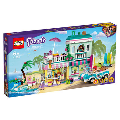 LEGO เลโก้ เฟรนดส์ เซิร์ฟเฟอร์ บีช ฟร้อนท์ 41693