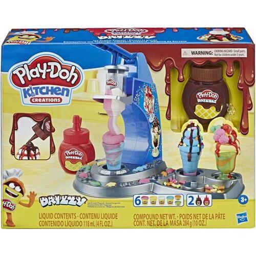Play-Doh เพลย์โดว ชุดแป้งปั้นทำไฮศกรีม