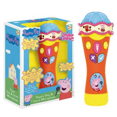 Peppa Pig เป๊ปป้า พิก ไมโครโฟน