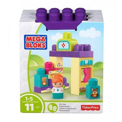 Mega Bloks เมกา บล็อค เซ็ทตัวต่อชุดเล็ก คละแบบ