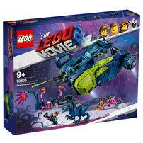 LEGO เลโก้ เดอะเลโก้มูฟวี่ 2 เร็กซ์ เร็กซพลอเรอร์ 70835