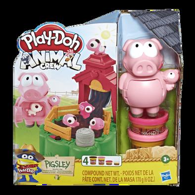 Play-Doh Animal Crew เพลย์โดว์ แอนิมอล ครูว์ พิกซเลย์