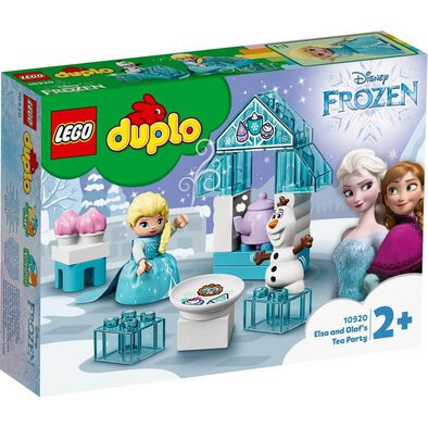 LEGO เลโก้ ดูโปล เอลซ่า แอนด์ โอลาฟ ที ปาร์ตี้ 10920