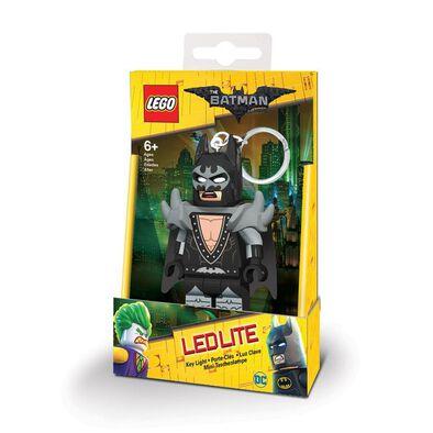 Lego เลโก้ พวงกุญแจไฟฉาย แกลมร็อคเกอร์