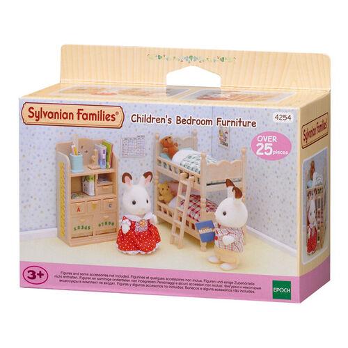 Sylvanian Family ซิลวาเนียน แฟมิลี่ เฟอร์นิเจอร์ห้องนอนเด็ก