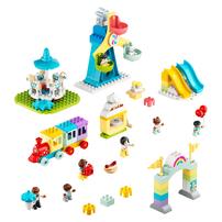 LEGO เลโก้ ดูโปล ชุดตัวต่อธีมสวนสนุก 10956