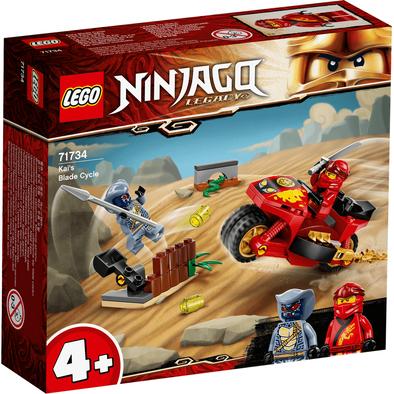 LEGO เลโก้ ไคย์ เบลด ไซเคิล 71734