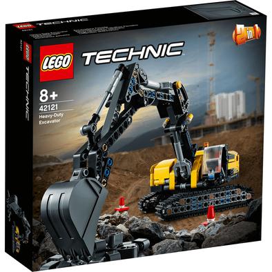 LEGO เลโก้ เฮฟวี่-ดิวตี้ เอ็กซ์คาเวเตอร์ 42121