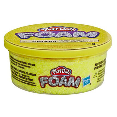 Play-Doh เพลย์โดว์ โฟม กระปุกเดี่ยว (คละสี)