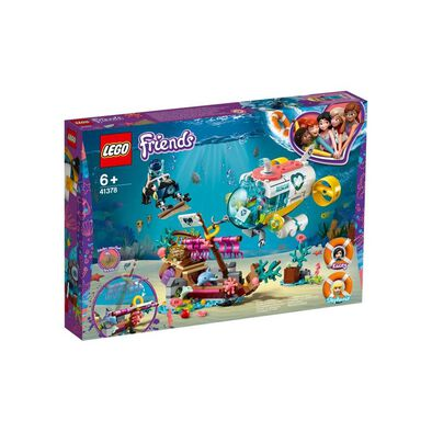LEGO เลโก้โดลฟิน เรสคิว มิชชั่น 41378