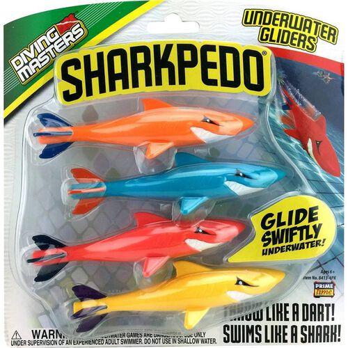 Diving Masterชาร์คปีโด แพ็ค 4 ชิ้น