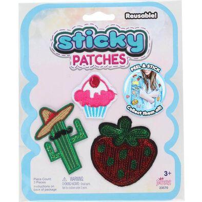 Sticky Patches เบอร์รี่ #119
