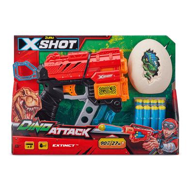 X-Shot เอ็กซ์ช๊อต ไดโน แอทแทค เอ็กซ์ติ้ง