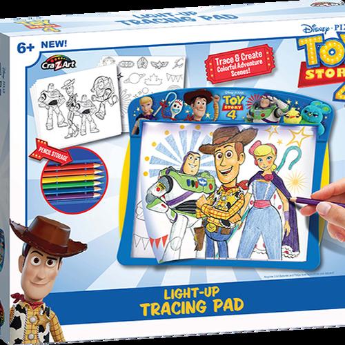 Toy Story ทอยสตอรี่ ไลท์อัพ เทรซิ่ง แพด