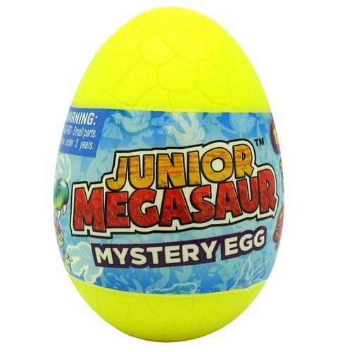 Junior Megasaur จูเนียร์ เมกาซอร์ ไข่ไดโนเสาร์แบบสุ่ม
