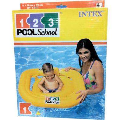 Intex Pool School ห่วงยางสอดขาเป่าลม สเต็พ 1