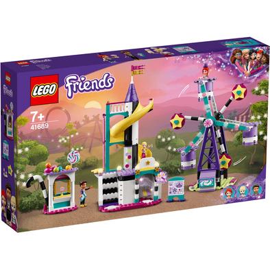 LEGO เลโก้ เฟรนด์ เมจิคัล เฟอริส วีลล์ แอนด์ สไลด์ 41689