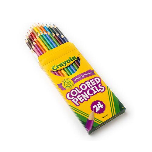 เครโยล่า ดินสอสี 24 สี