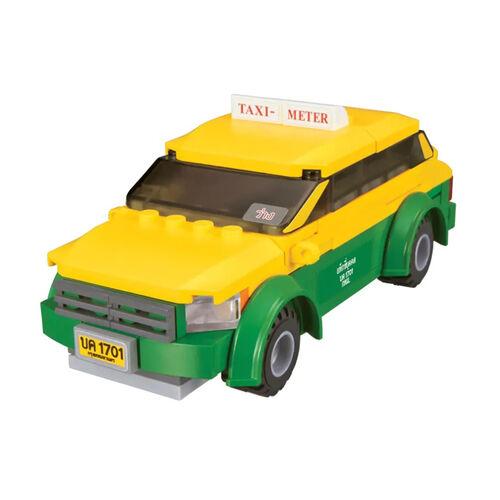 Bikku บิคคุ ตัวต่อโมเดลรถแท็กซี่