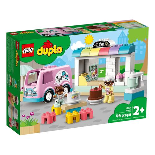 LEGO เลโก้ ดูโปล เบเกอรี่ 10928