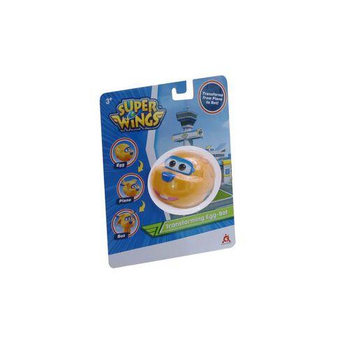 Super Wings ซุปเปอร์วิงส์ ของเล่นไข่แปลงร่างหุ่นยนต์ ดอนนี่