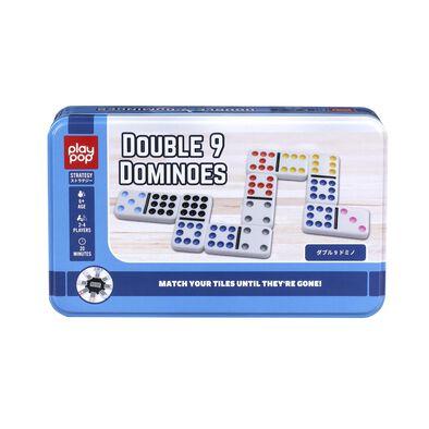 Play Pop เพลย์ป๊อป Double 9 Dominoes Strategy Game