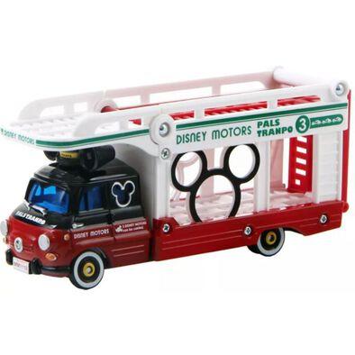 รถเหล็กโทมิก้า ดิสนีย์ มอเตอร์ Pals Tranpo Mickey Mouse