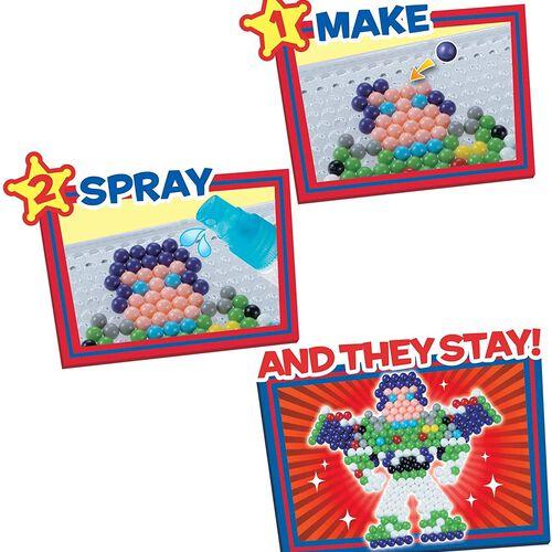 Aquabeads อควาบีดส์ ของเล่นงานประดิษฐ์ลูกปัดสเปรย์น้ำมหัศจรรย์ ชุดทอยสตอรี่ 4